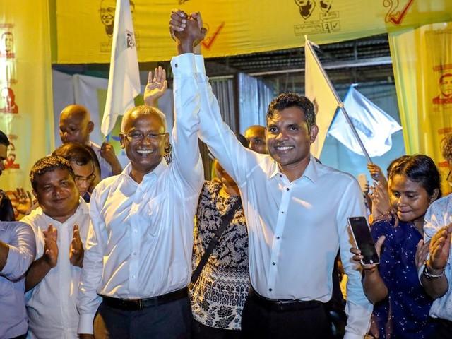 Verrassende verkiezingsuitslag op de Malediven: 'Een triomf voor democratische krachten'