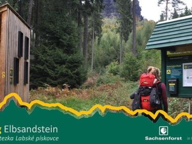 Wandelen met Alpen-gevoel in Tsjechië
