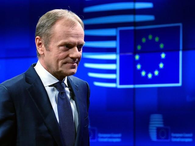 May wil uitstel, maar Tusk zet het Verenigd Koninkrijk voor het blok