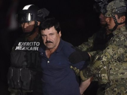 Infamously Elusive Drug Lord El Chapo Sentenced To Life In Prison, Forced To Forfeit $12.6 Billion