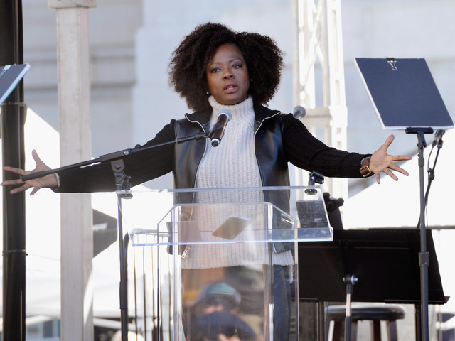 Facts: Viola Davis Compares Inequality In Her Pay With Meryl Streep's & White Actresses [Video]