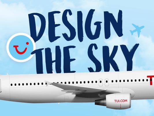 Ontwerp jij het volgende TUI-vliegtuig?