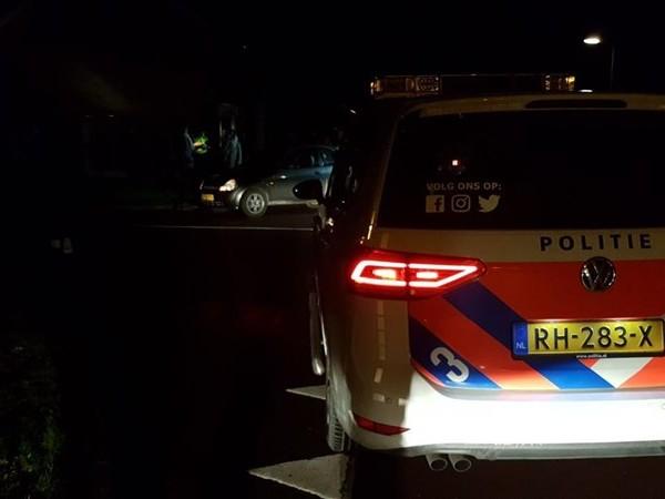 Fietser naar het ziekenhuis na aanrijding met auto in Hengelo