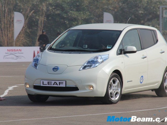 Nissan Electric Car To Be Cheapest EV In India