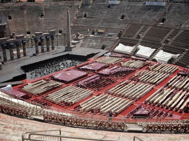 Operaseizoen 2013 Arena Verona