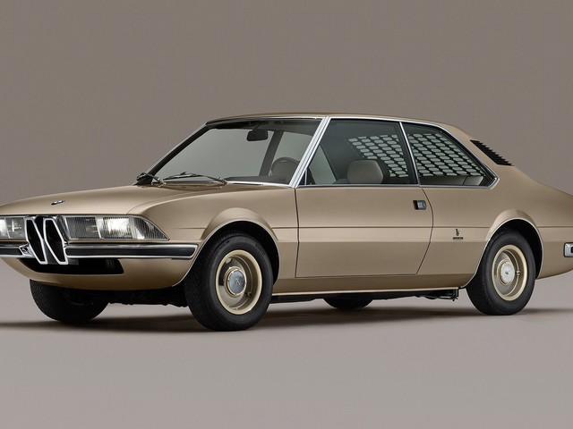 World Premiere: BMW Garmisch – A classic concept car