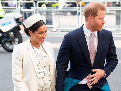 Meghan Markle And Prince Harry Launch A New Instagram Account Just In Time For Baby!