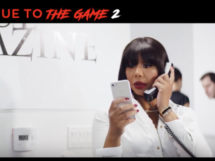 BOSSIP Exclusive: Tamar Braxton, Vivica A. Fox, Jeremy Meeks, Lil Mama And More Featured In 'True To The Game II' [VIDEO]