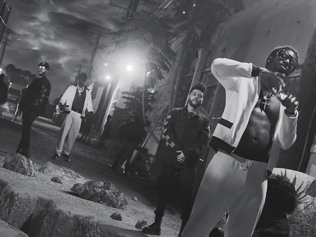 """Gucci Mane Drops """"Curve"""" Video with The Weeknd"""