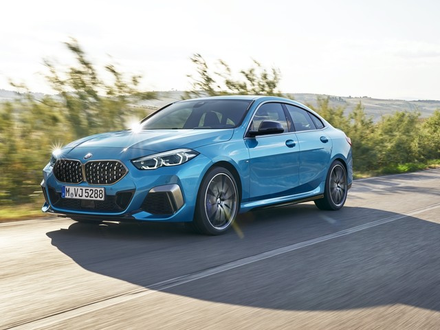 BMW 2 Series Gran Coupe should help in sales race with Mercedes-Benz