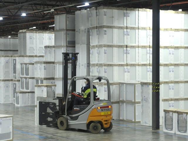 Vastgoedbelegger Patrizia koopt voor €1,2 mrd aan logistieke hallen