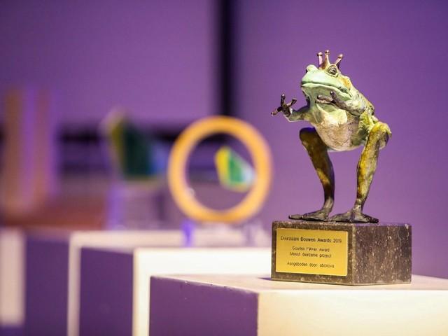 Winnaars van Duurzaam Bouwen Awards stralen op Duurzaam Gebouwd Congres 2019