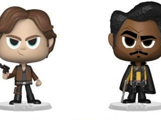 Coming Soon: Solo: A Star Wars Story Vynl