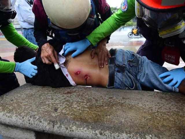 VN: Agenten in Venezuela hebben honderden jonge mannen vermoord