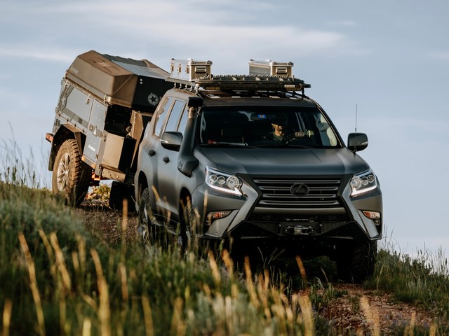 Lexus GX Off-Road concept is ready for an adventure