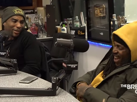 SiR Stops By The Breakfast Club To Talk About His New Album And Working With Stevie Wonder [Video]