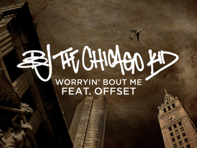 "BJ the Chicago Kid Taps Offset for ""Worryin' Bout Me"""