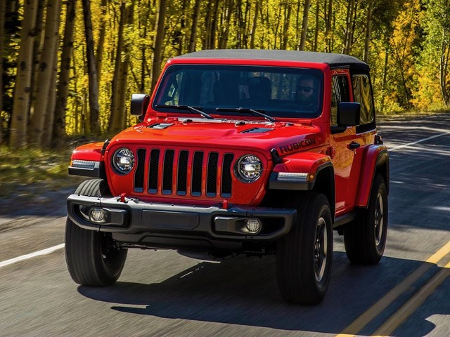 2018 Jeep Wrangler JL priced at $28,190