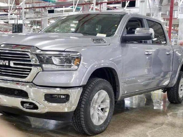 2019 Ram 1500 leaked ahead of its Detroit debut