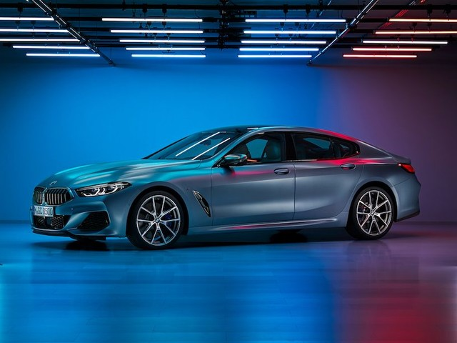 LEAKED: First Ever BMW 8 Series Gran Coupe – Stunning Looks
