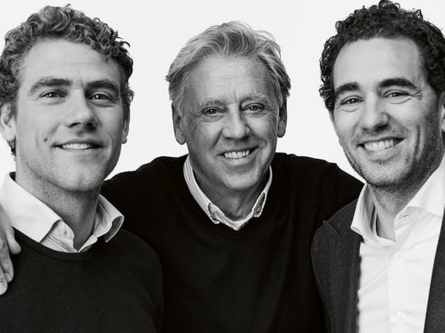 Boyan en Duco over hun vader Ed Nijpels: 'Hij knoopt met Jan en alleman gesprekken aan'
