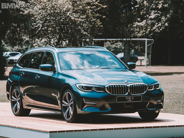 2019 BMW 3 Series Touring – New Photos