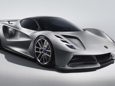 Lotus unveils $2M electric hypercar Evija (Type 130); 2,000 PS, 1,700 Nm