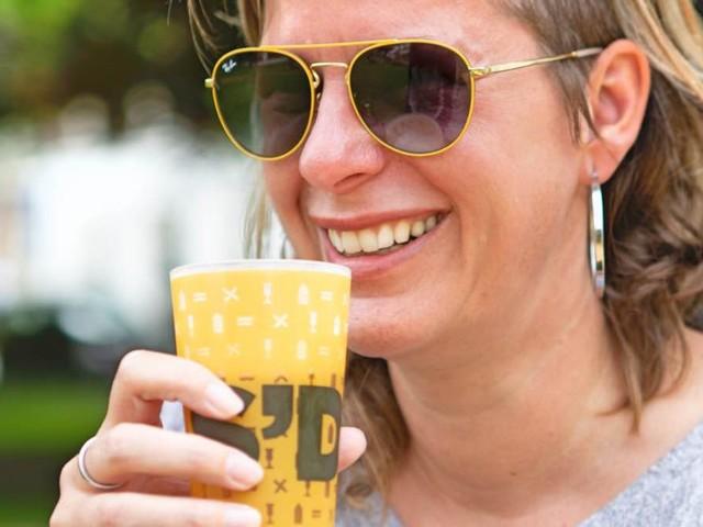 Schiedam geeft aanzet voor 'goed gevoel' met speciale festivalbeker