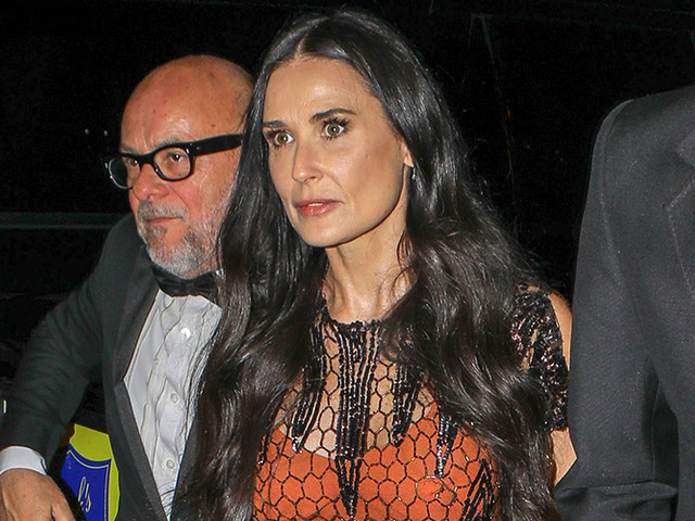 """Demi Moore Opens Up About Recovery After Being On A """"Path Of Self-Destruction"""" Early In Her Career"""