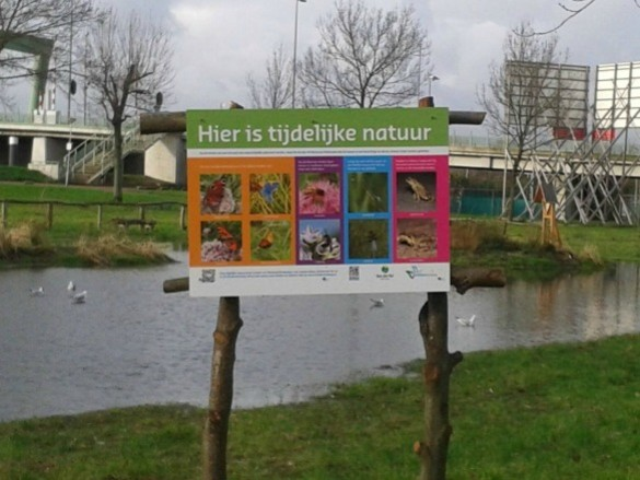 'Nederlandse natuur gijzelt economie'