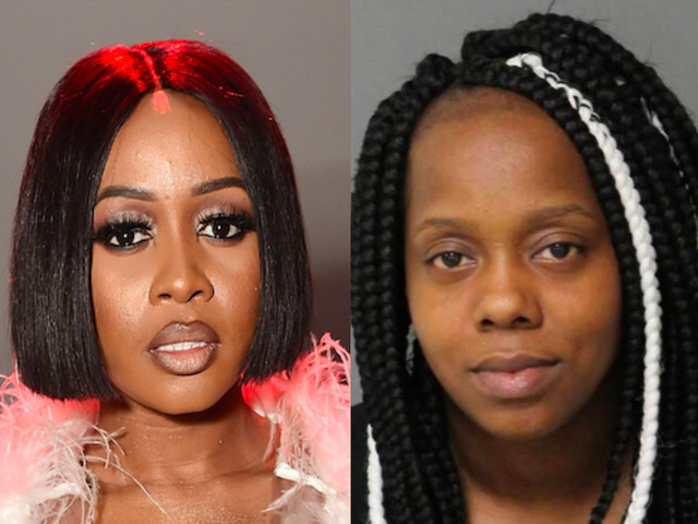 Arrests: Remy Ma's Little Sis Allegedly Sprays Car With Bullets In Raleigh & Runs Over Bleeding Victim