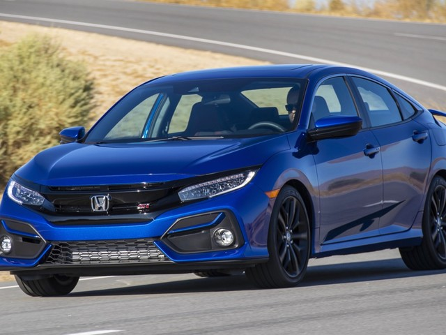2020 Honda Civic Si gets some updates