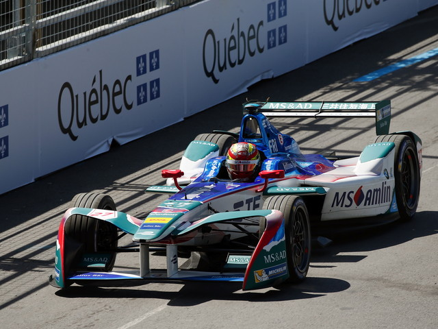 BMW's Sims, Blomqvist could share Andretti Formula E drive