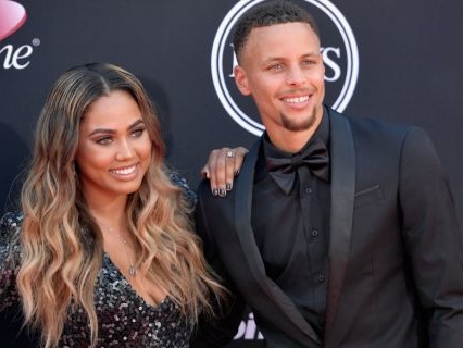 'Forever To Go': Steph And Ayesha Curry Celebrate Nine Year Anniversary In Their 'Own Bubble'