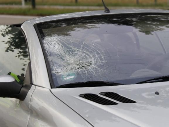 Fietser ernstig gewond na aanrijding in Wilbertoord