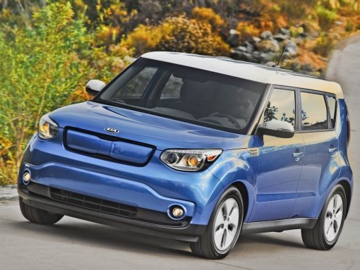 Kia Soul EV Now Offers up to 111 Miles of Range