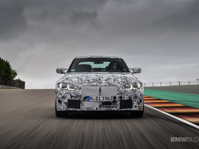 Power output confirmed for 2021 BMW M3 and M4, standard and Competition