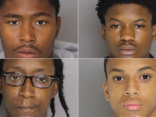 SMH: Four Teens Charged After Fatally Striking Officer Who Shot Into Stolen Car Windshield