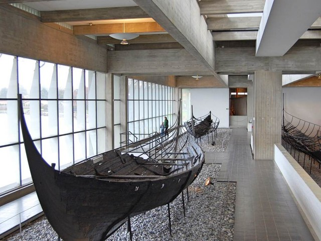 Als een Viking naar Denemarken in de mei-vakantie