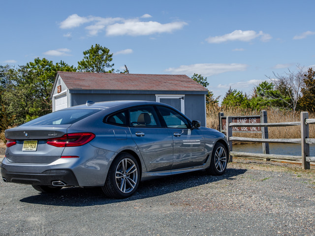 BMW 6 Series GT's fate has yet to be decided