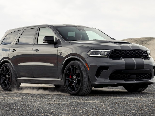 2021 Dodge Durango SRT Hellcat pricing starts at $80,995