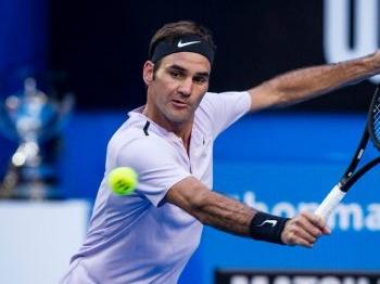 Tweede Hopman Cup voor Federer