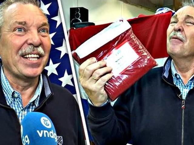 'Vlag in Kamer is helemaal geen vlag'