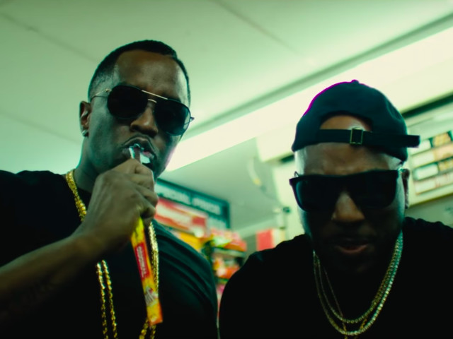 """Jeezy Feat. Puff Daddy """"Bottles Up"""" Video"""