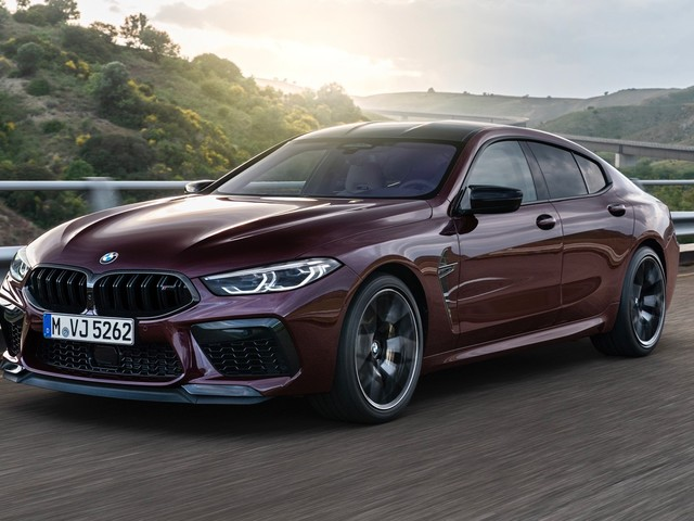 2020 BMW M8 Gran Coupe revealed and starts at $130,995