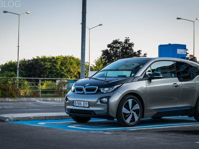 BMW i3 is one of the 12 best cars for city driving