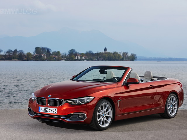 BMW 4 Series Convertible vs Audi A5 Cabriolet