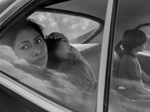 Roma And The Favourite Top Oscar Nominations