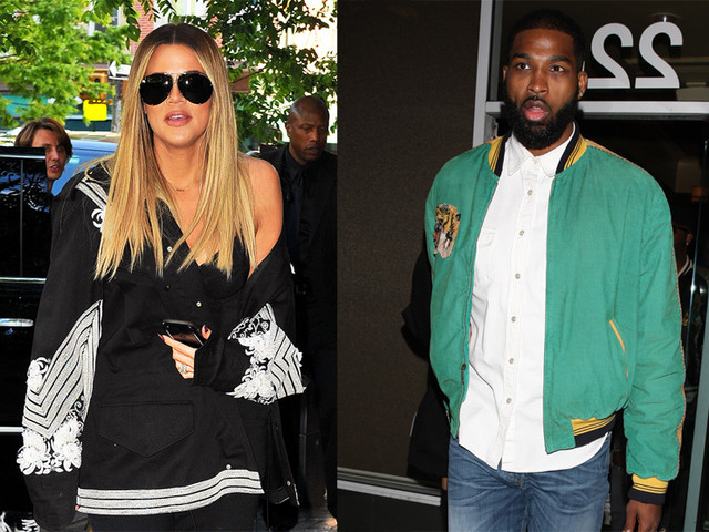 Wow…Shocking: Triflin' Tristan Thompson Caught Stepping Out The Back Door On Baby Mama Khloe YET AGAIN