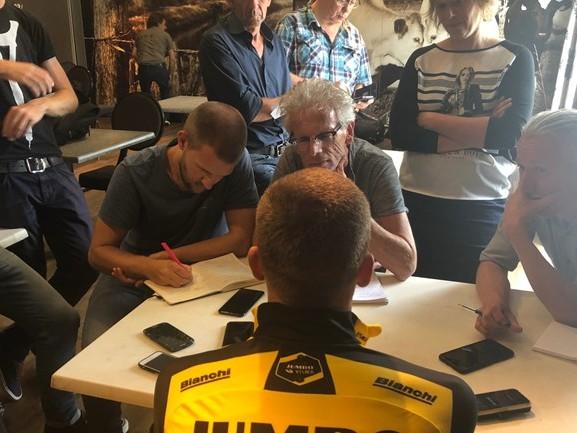 Wielerkenners weten het zeker: Steven Kruijswijk maakt kans op een podiumplek in de Tour de France